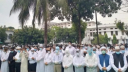 Mahbubey Alam`s janaza held at Supreme Court