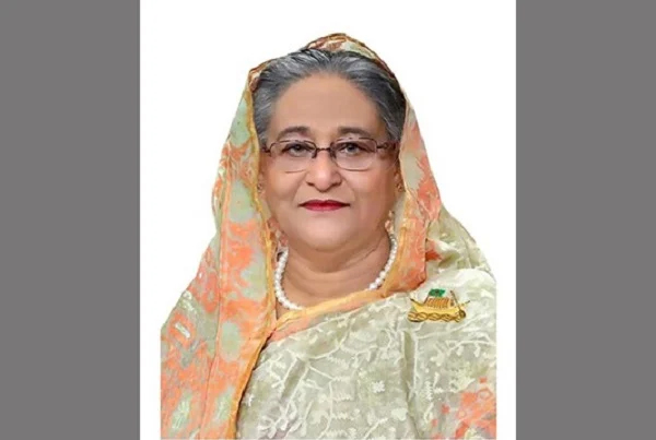 Prime Minister Sheikh Hasina, File Photo