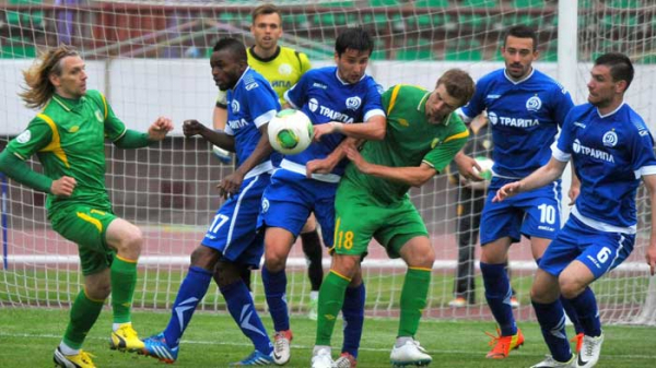 Belarus ordered to stop football leagues