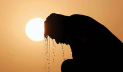Temperature may rise over country