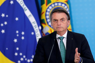 I'm sorry, some people will die: Brazil's President