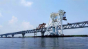 30th span of Padma Bridge installed, 4.5km now visible