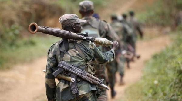 UN outraged after ADF attacks in DR Congo kill 57