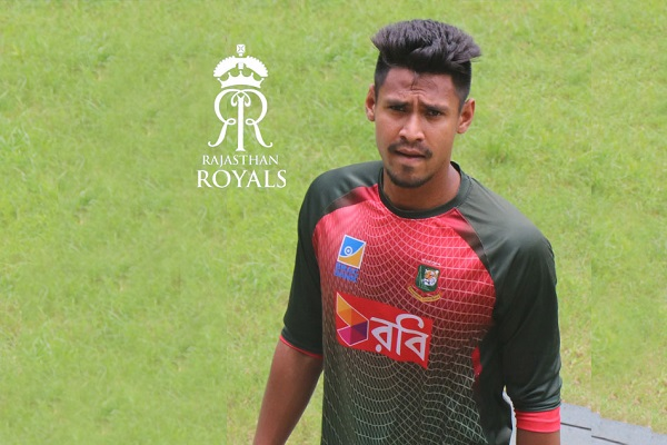 Mustafizur Rahman; Photo: Collected