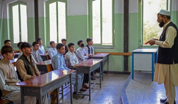 Girls excluded as Afghan secondary schools reopen