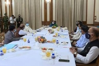 AL parliamentary board meets to decide candidates for 3 seats