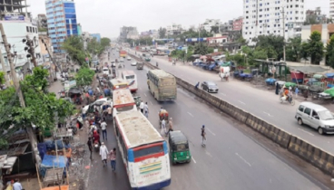 Buses plying in capital's intercity roads too