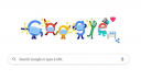 Google creates doodle on COVID awareness