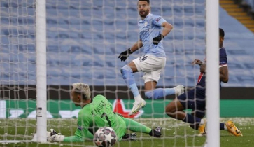 Man City reach 1st Champions League final