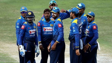 Sri Lanka arrives in Dhaka