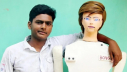 Barishal youth creates Bengali-English speaking robot