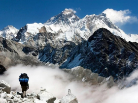 Virus reaches Everest as climber tests positive