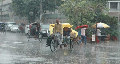 Rain likely to increase in next 72hrs