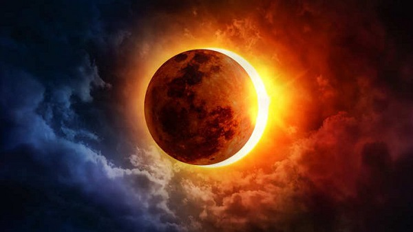 'Ring of Fire' Solar Eclipse; Representational Photo