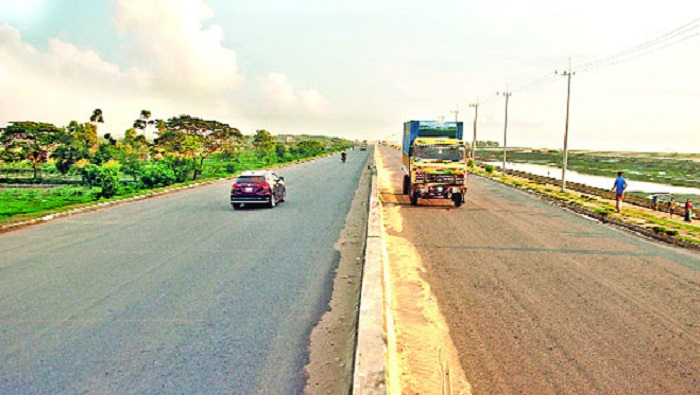 Chittagong City Outer Ring Road; Photo: Collected